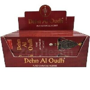 NANDITA DEHN AL OUDH Incense Sticks Agarwood Free Shipping
