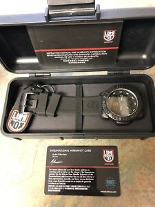 Luminox Navy SEAL Colormark 3051.BO Wrist Watch for Men