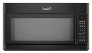 NEW Maytag MMV4205FB 2.0 cu. ft. Over-the-Range Microwave with Sensor Cooking