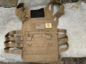 Crye JPC (Coyote) Like New Size Large