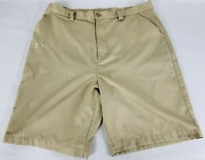 Under Armour Mens Casual Golf Shorts Size 36