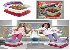 Orbeez Massage Luxury Foot Spa Ages 5 Toy Girls Boys Play Game Funky Bouncy Fun AU $139.00
