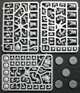 5 Ironbreakers or Irondrakes Dwarves Warhammer Cities Sigmar Greywater Pistols