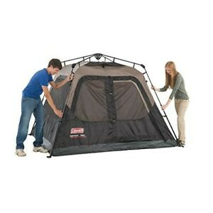 Tent Coleman Stakes Fan Camping New Kit 4 Outdoor Light Steel Cool 8 2 Zephyr