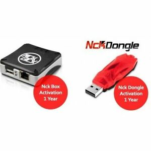 NCK DONGLE  BOX 1 YEAR ACTIVATION { OFFICIAL RESELLER } FAST