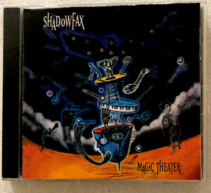 Magic Theater by Shadowfax CD
