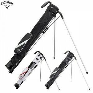Callaway Club Case Sport Stand Type 2019 Model White Kamo Black Fast Shipping $86.99