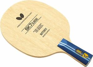 Butterfly Table Tennis Racket SK7 Classic Grip CS 23910 $80.40