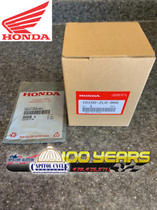 16100 ZL0 D66 HONDA EU3000is GENUINE CARB W GSKT 16221 ZH8 801