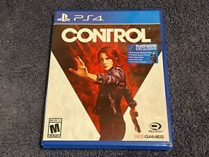 Control PS4 Includes Gamestop DLC