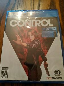 Control ps4 game Brand New