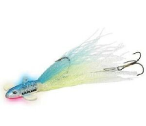 Northland Tackle Airplane Jig Super Glow Cisco 1 2 oz Lake Trout Pike
