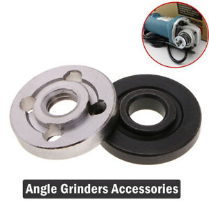 Replacement Angle Grinder Inner & Outer Flange Nut Set Thread for Makita 9523