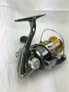 Shimano reel 07 Stella 02084 Spinning reel with accessories Good Condition Used