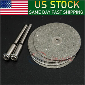 5X 35mm Diamond Wheel Replacement for Tungsten Grinder / Sharpener