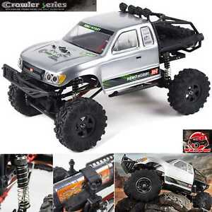 REMO Hobby 1 10 4WD RC Monster Truck Off Road Rock Crawler Brushed RC Car 1093ST $189.98