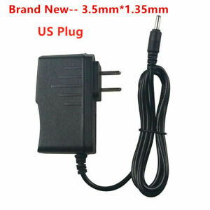 New 5V 2A Power Supply Adapter for HUB Audio/Video Jack 3.5x 1.35mm USA