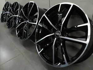 21 Inch Original Audi A7 S7 RS7 A8 S8 D4 D5 4G8601025AS Performance Design New