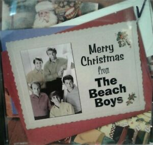 Merry Christmas from The Beach Boys CD