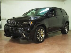 2019 Jeep Grand Cherokee Trackhawk 2019 Jeep Grand Cherokee Diamond Black with 0 Miles available now!
