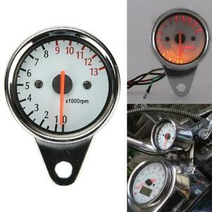 LED Backlight Motorcycle Tachometer F For Harley Softail Sportster Dyna Touring $17.99