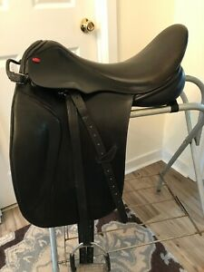 Duett Fidelio Dressage Saddle 19