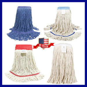 U Clean Mop Heads Cotton ABSORBENT Cleaning Mop Heads Replacement