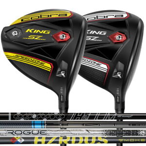 NEW 2020 COBRA SPEEDZONE DRIVER Choose Your Color Shaft Flex and Loft $287.99