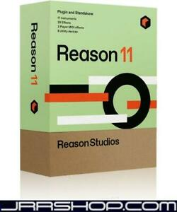 Propellerhead Reason 11 Upgrade for Intro Lite eDelivery JRR Shop $299.00