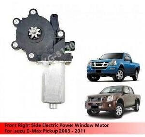 Front Right Electric Power Window Motor For Isuzu Dmax D Max 2003 2004 2011 $76.67
