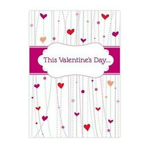 This Valentine's Day Cards with Scripture (83099)
