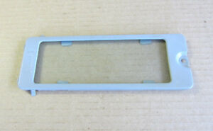 Frigidaire Microwave Lamp Lens and Cover, Part 5304408988