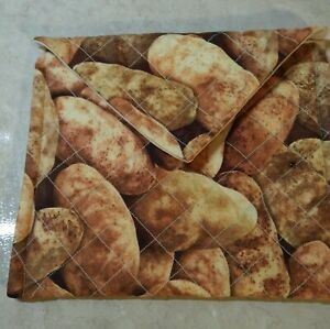 Baked Potato/Vegetable Bag Microwaveable Handmade