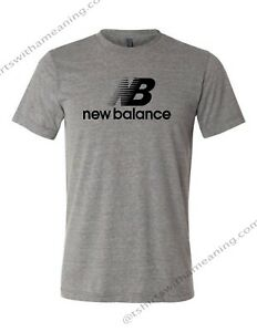 New Balance Running Workout Active lightweight shoes gym soft T shirt top XS 4XL $14.99