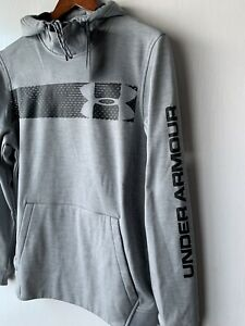 Mens Under Armour Hoodie Small NWT Coldgear Polyester $39.99