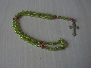 Rosary Religious Antique for Child