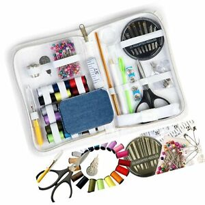 Beginners Sewing Kit Travel Sewing Kit Mini Sewing Kit176 Pieces Iron On ... $25.99