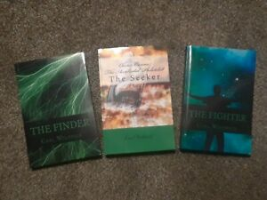 Carl Wildrick 3 Volume Series Includes Debut Novel quot;The Finderquot; 2016 2017 $6.45