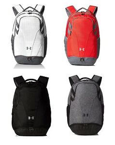 Under Armour UA Team Hustle 3.0 Backpack Water Resistant Pick a Color $36.95