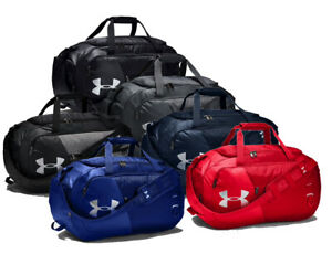 Under Armour Undeniable 4.0 Medium Duffle Bag Academy Silver $34.95