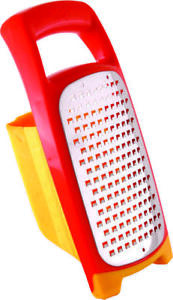 Squish 41029 Collapsible Handheld Flat Grater