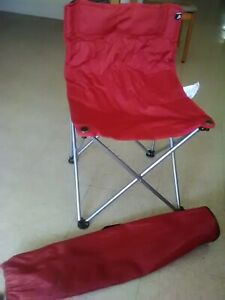 Portable Camping or Outing Chair with Bag