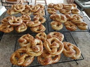 Soft Pretzels Baked  Fresh and Shipped the same day  10 Varieties