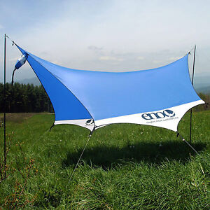 ENO EAGLES NEST OUTFITTERS SuperFly Utility Tarp 121 sq.ft Coverage Area 14'x13'