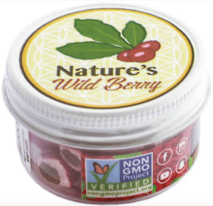 Miracle Berry by Natures Wild Berry | Travel Jar | 4.6g | Approx 25-30 Servings