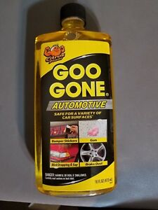 New 16OZ bottle of Goo Gone Automotive Cleaner Goo Gone Citrus Cleaner 16 OUNCES
