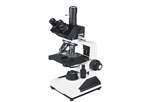 2000x Professional High Quality Medical Clinical Trinocular Research Microscope