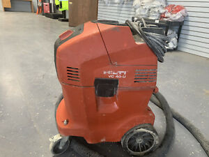 HILTI VC 125 6 9, VACUUM CLEANER, BRAND NEW, FAST SHIPPING
