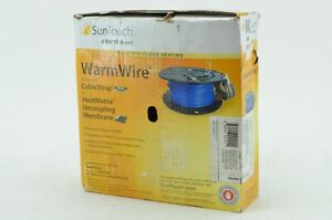 SunTouch Floor Warming WarmWire 80 sq. ft. 240-Volt Radiant Heating Wire