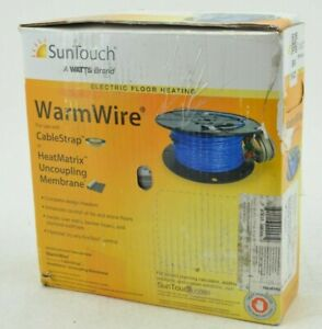SunTouch Floor Warming WarmWire 140 sq. ft. 240-Volt Radiant Heating Wire